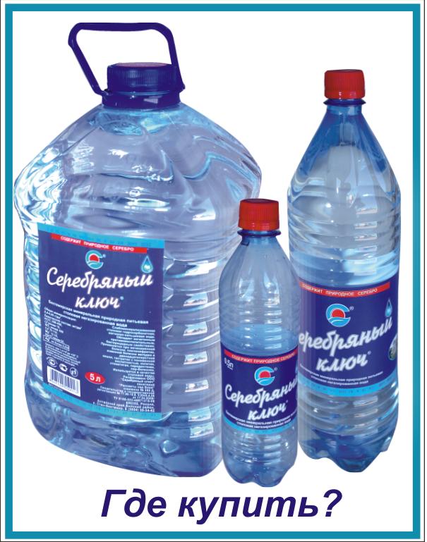 Адреса точек продажи минеральной воды